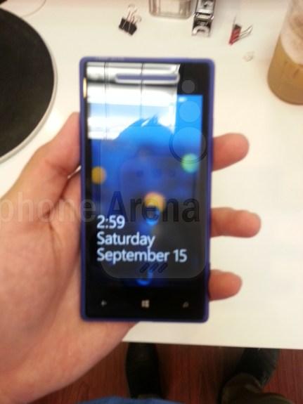 HTC 8X Verizon leak