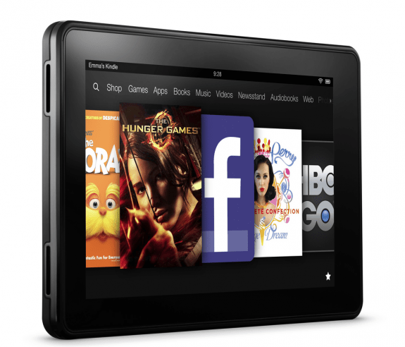 Kindle Fire Now $159