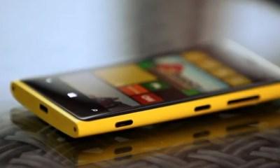 Lumia 920 Hands On