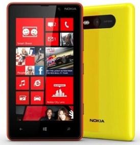 Nokia Lumia 820 Announced