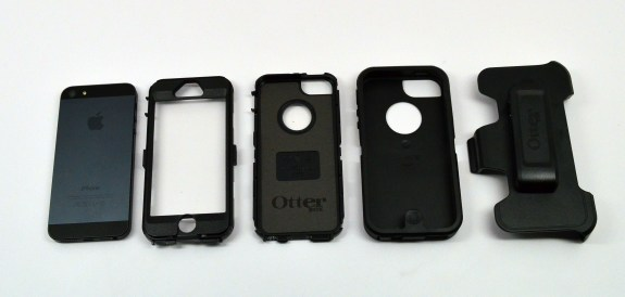 OtterBox iPhone 5 Case Review - Defender - 11