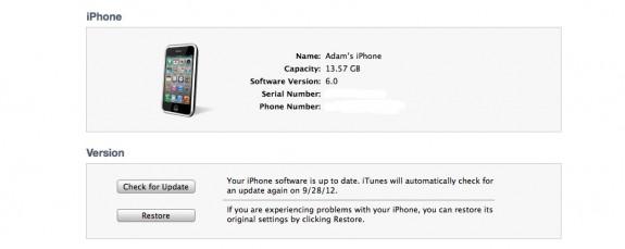 Restore iPad Better Battery Life