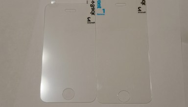 Spigen iPhone 5 screen protector