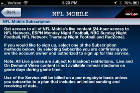 Watch Live NFL iPhone - 3