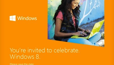 Windows 8 October 25 launch