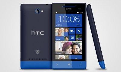 Windows Phone 8S by HTC Blue