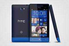 Windows Phone 8S by HTC Blue