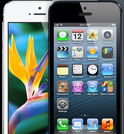 iPhone-5-Display