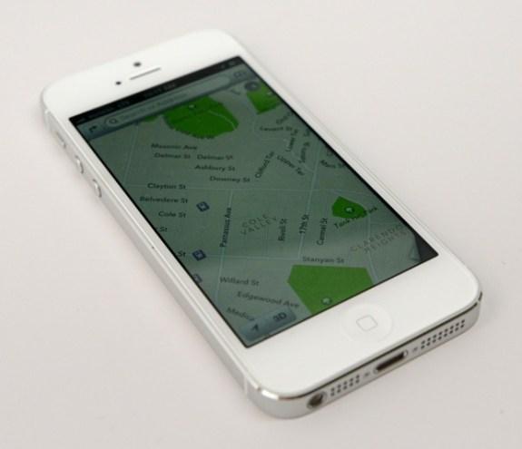iPhone 5 review hero