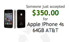 iPhone trade in pay for iPhone 5