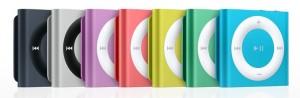 iPodShuffles