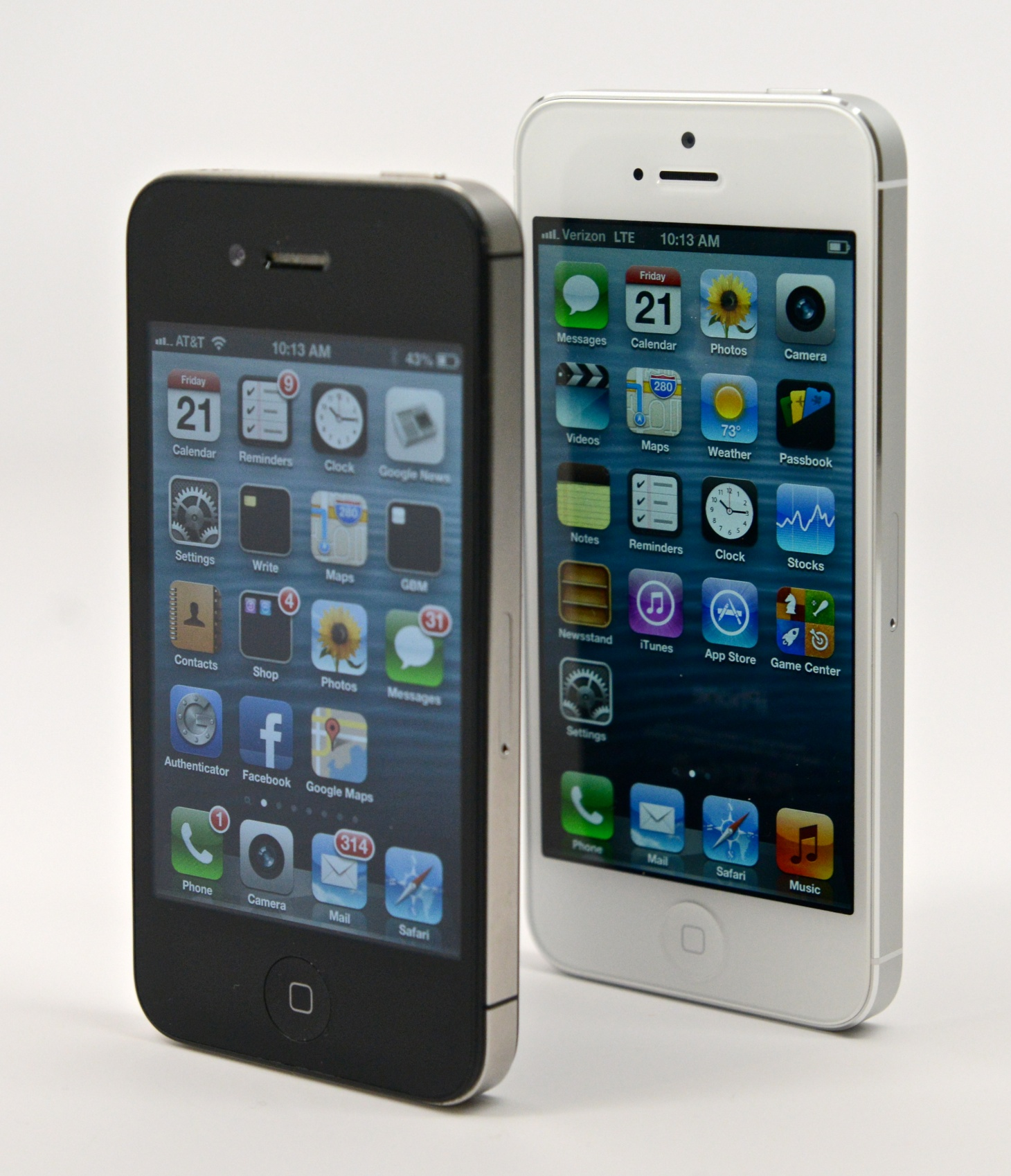 Which iPhone Should I Buy? iPhone 5 vs. iPhone 4S vs. iPhone 4