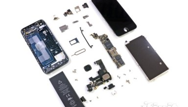 parts iphone 5