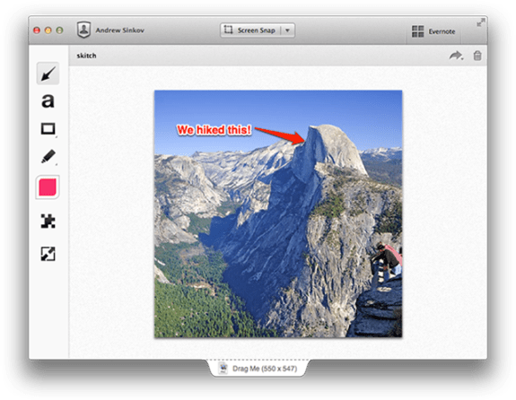 Skitch Comes to iPhone and Updates iPad and Mac Apps