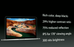 13-inch MacBook Pro with Retina Display display specs