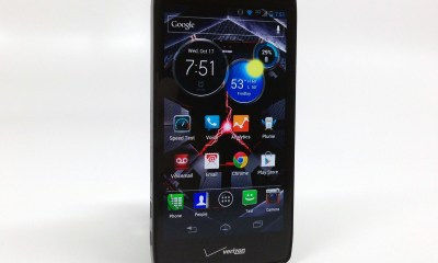 Droid RAZR HD Review - 03