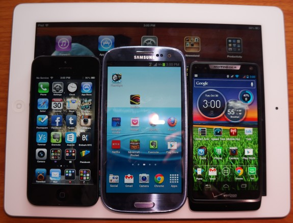 Gadgets to get through Hurricane Sandy