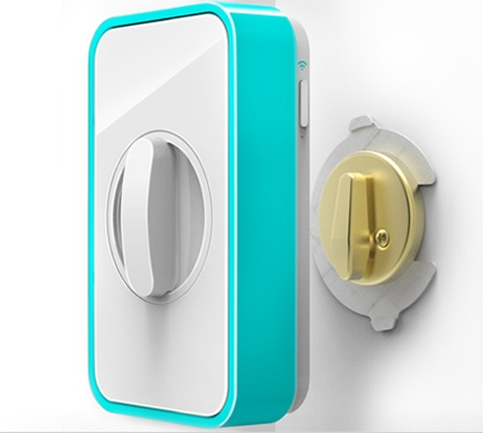 Lockitron Delivers Keyless Entry for iPhone & Android