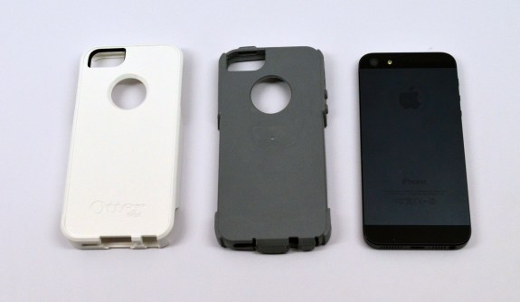 Otterbox iPhone 5 case Commuter review - 7