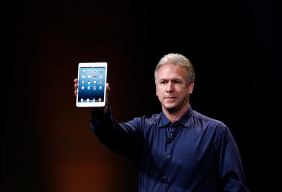 The iPad Mini Arrives