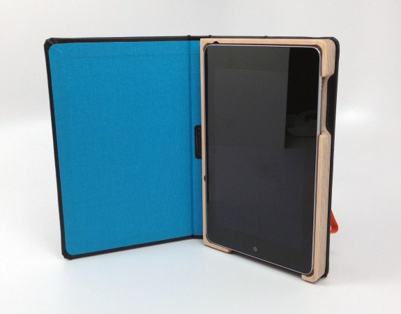 Portenza BookCase for Nexus 7 review - 5
