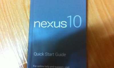 Samsung Nexus 10 manual cover