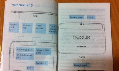 Samsung Nexus 10 manual
