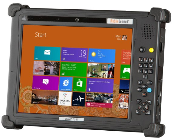 T1200 Rugged Windows 8 Tablet