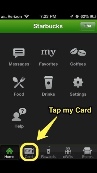 Tap my Card