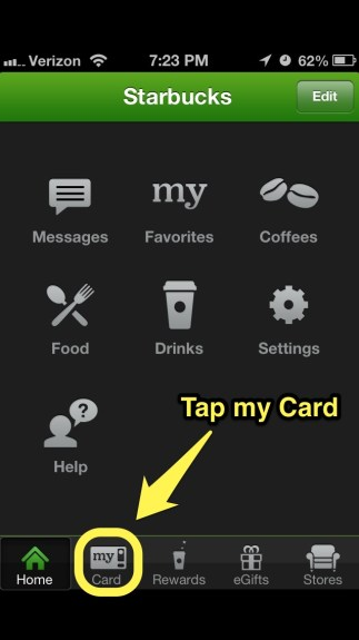 Tap my Card