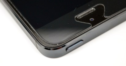ZAGG InvisibleSHIELD Extreme iPhone 5 Screen Protector Review - 3