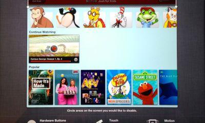 iPad kid Mode - Netflix for Kids