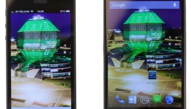 iPhone 5 LG Nexus 4 comparison