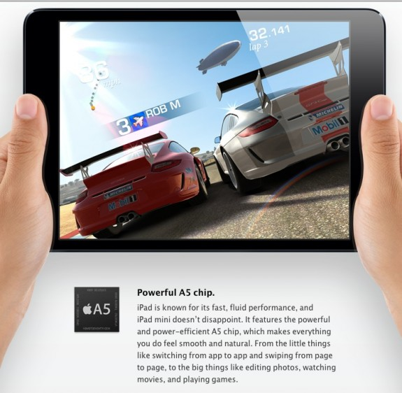 ipad mini gaming