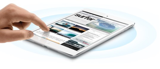 ipad mini wireless