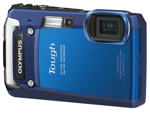 Olympus TG-820 Waterproof Camera