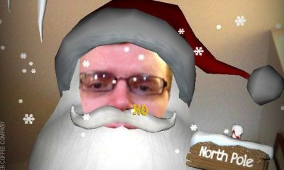 Folgers Holiday App1