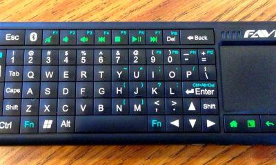 FAVI Bluetooth Tablet Keyboard