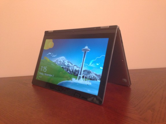 IdeaPad Yoga 13 - Ultrabook Convertible 4