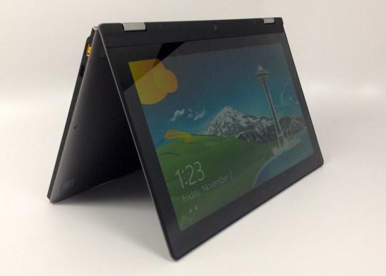 IdeaPad Yoga 13 - Ultrabook Convertible 7