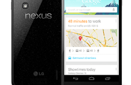 LG Nexus 4 on sale Tuesday