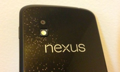 LG Nexus 4 unboxing