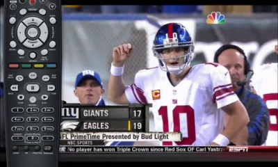 Live TV NFL iPad