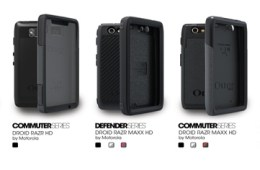 Otterbox DROID RAZR HD cases