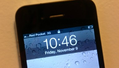 Red Pocket Mobile iPhone