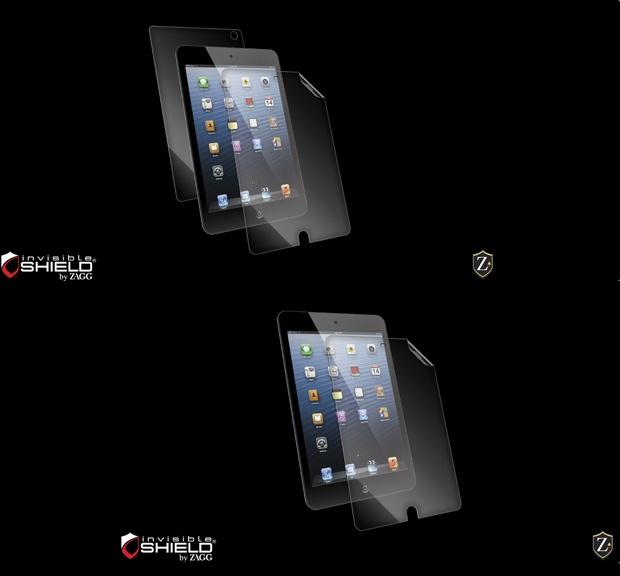 ZAGG InvisibleSHIELD for iPad mini