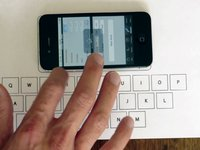 Video thumbnail for vimeo video CS Student Turns iPhone Accelerometer Into Virtual Keyboard