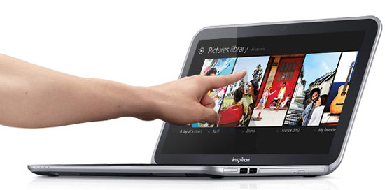 dell-inspiron-15z-ultrabook with touch
