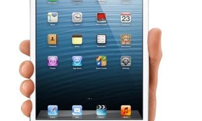 iPad mini tablets for kids 2012