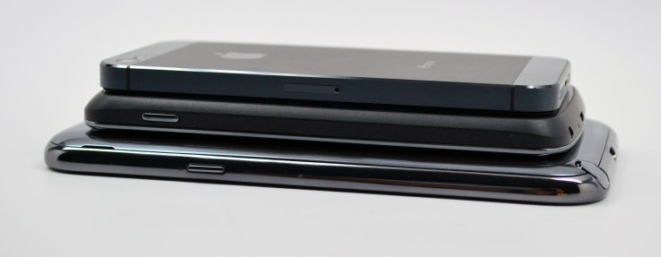 Galaxy Note 2 vs iPhone 5 vs Nexus 4 - 05